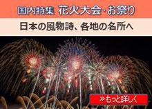 国内旅行_お祭り・花火大会