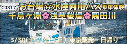 国内旅行_お台場水陸両用